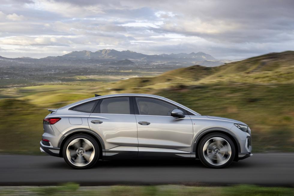 Audi Q4 e-tron Sportback 2021 (8)