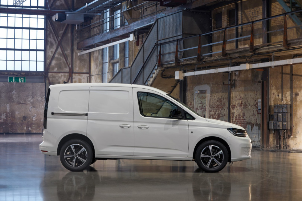 Nieuwe Volkswagen Caddy (3)