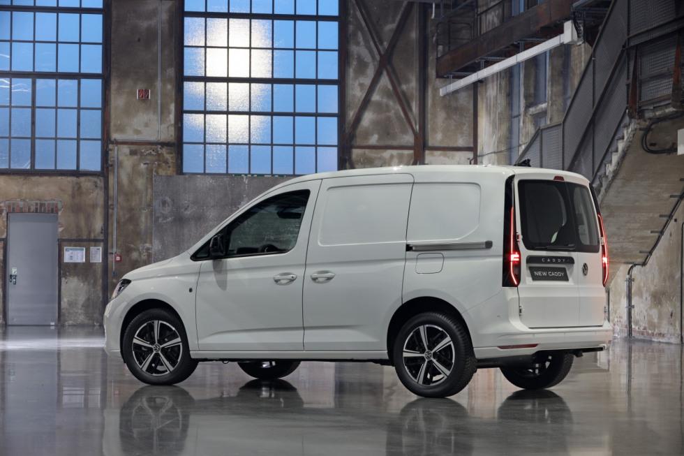 Nieuwe Volkswagen Caddy (4)