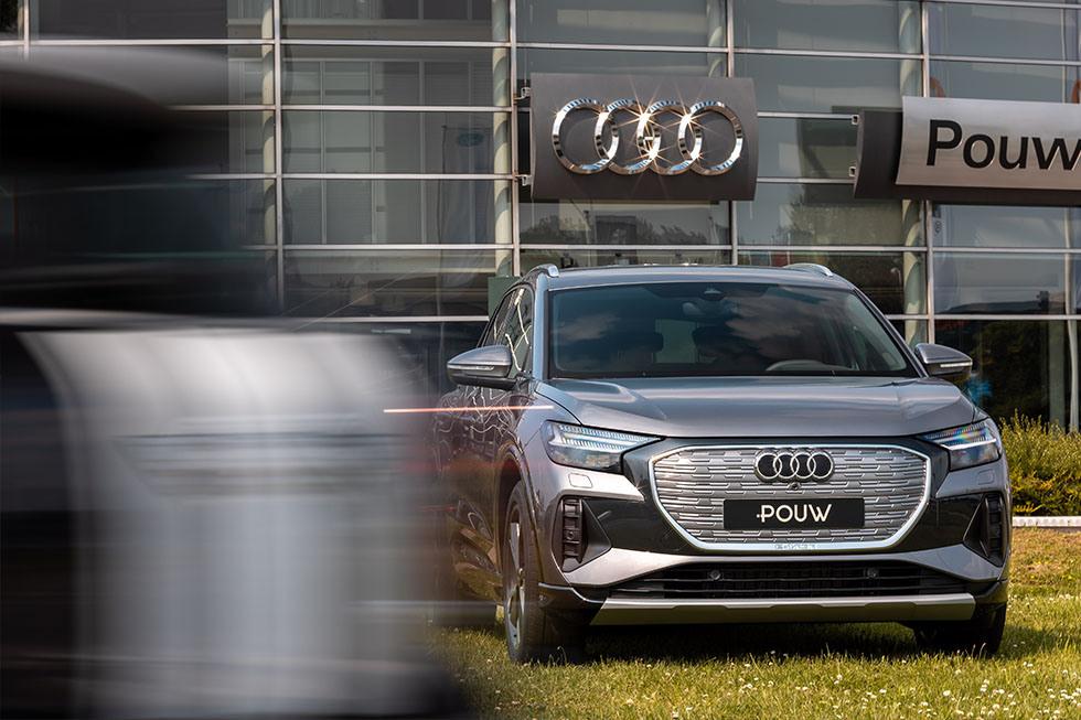 Pouw - Audi Q4 e-tron nu te bestellen 3