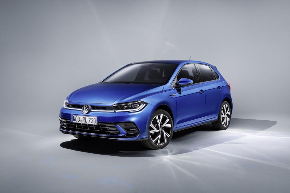 Volkswagen Polo R-Line 2021 facelift (4)