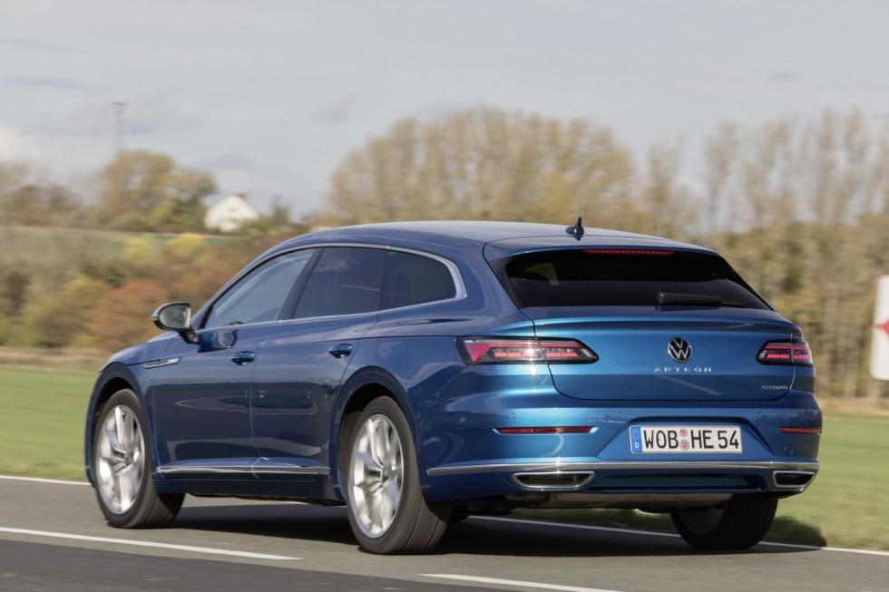 Volkswagen Arteon Shooting Brake Elegance (6)