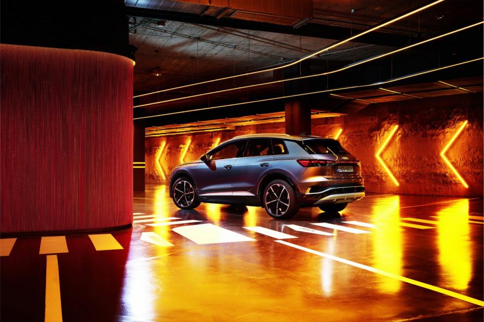 Audi Q4 e-tron bij Pouw  (11)