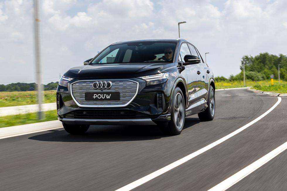 Pouw Audi Q4 e-tron 3