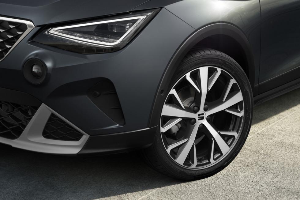 SEAT Arona Facelift 2021 (8)
