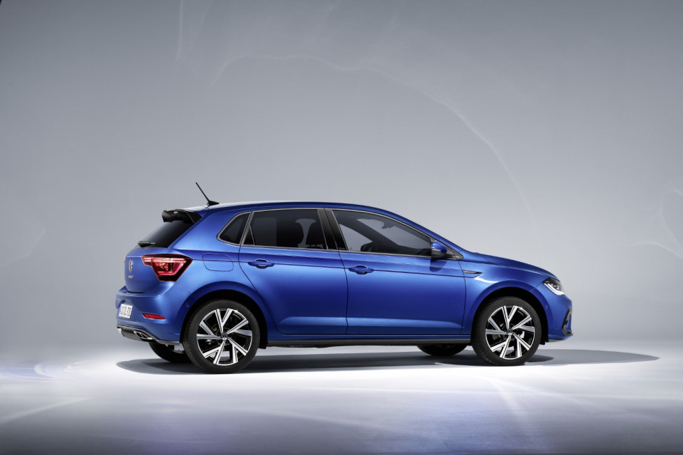Volkswagen Polo R-Line 2021 facelift (6)
