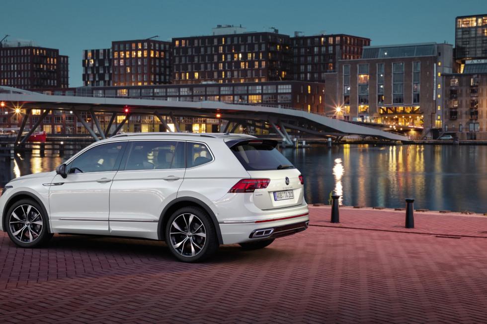 Volkswagen Tiguan Allspace 2021 facelift (11)