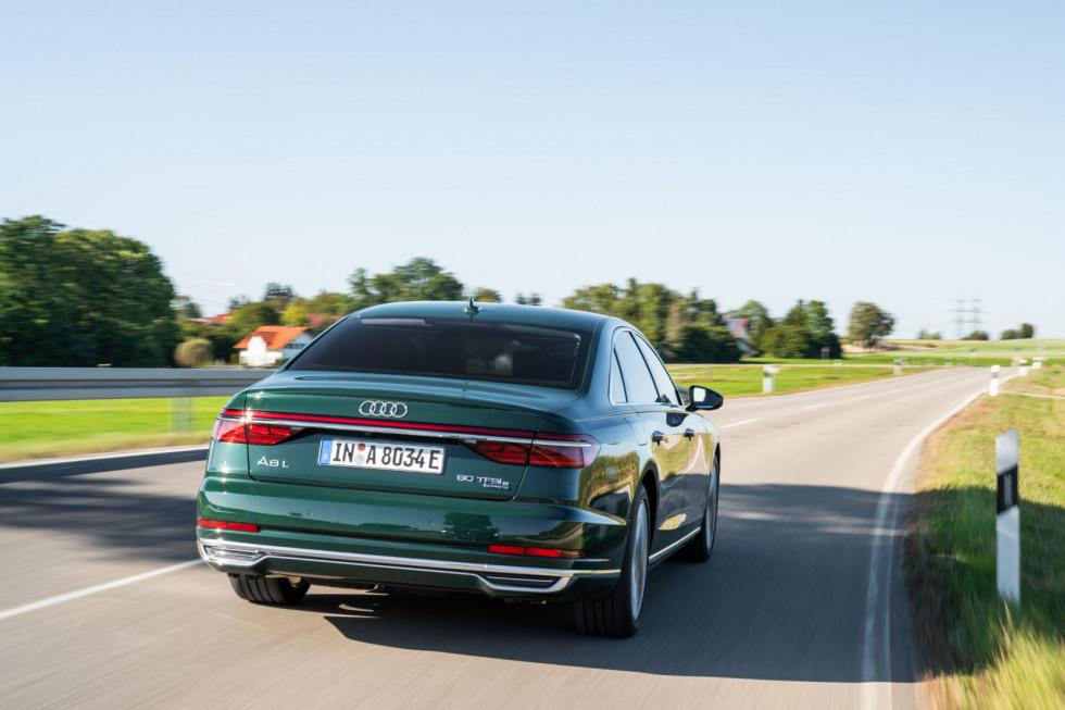 Audi A8 L 60 TFSI e plug-in