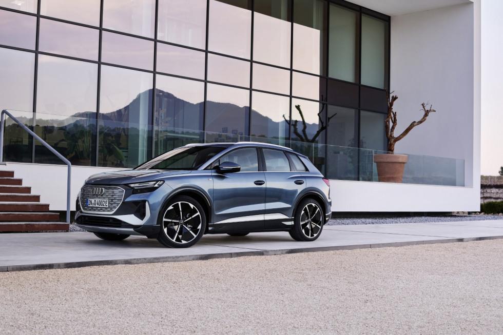 Audi Q4 e-tron nieuw (2)