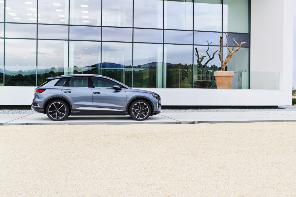 Audi Q4 e-tron nieuw (7)
